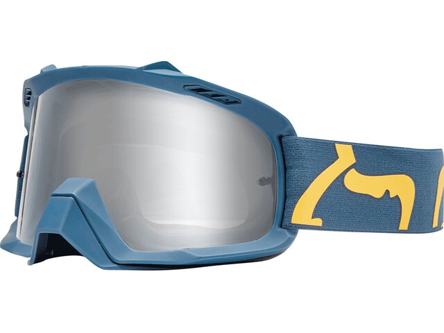 Fox Air Space Race Goggle navy/yellow